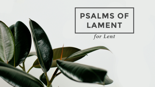 Lenten Worship Livestream