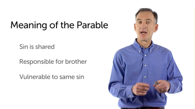 Lessons from the Parable about Two Monks