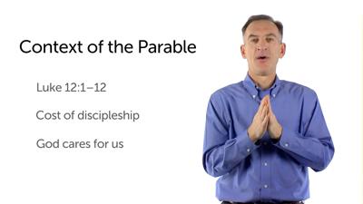 A Parable about Money