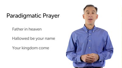 A Parable about Prayer