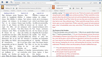 Comparing Parable Accounts with Gospel Harmonies