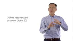 The Resurrection in John: Eyewitness Accounts