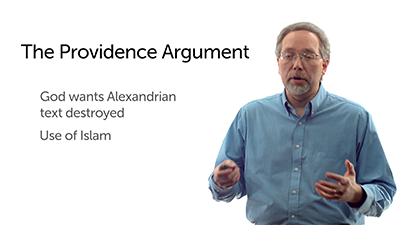 The Providence Argument