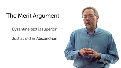 The Merit Argument