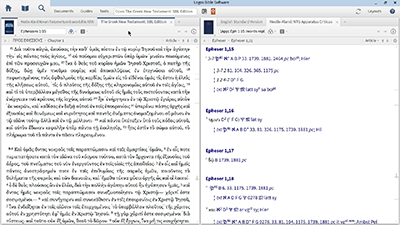 Using Digital Tools for Conducting Text-Critical Research