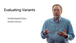 Evaluating Evidence: Types of Variants