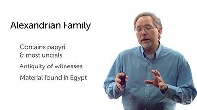 Alexandrian Family