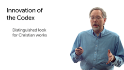 The Innovation of the Codex