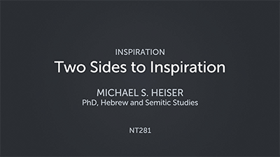 Two Sides to Inspiration