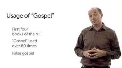 "The Meaning of ""Gospel"""