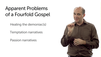 Four Gospel Accounts: The Angst