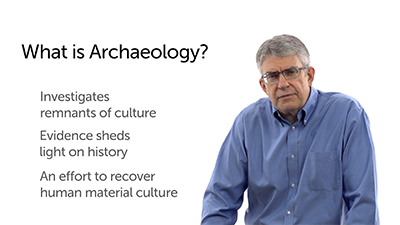Recovery of Material Culture