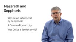 Nazareth and Sepphoris