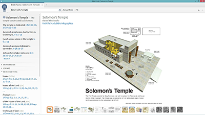 Surveying the Jewish Temples with Bible Facts and the Timeline