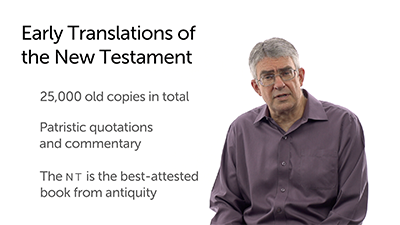 The Preservation of the New Testament in Translations