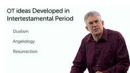 Intertestamental Development of Old Testament Ideas