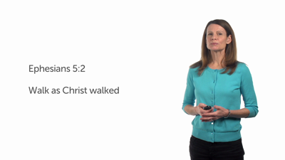 Walk as Christ Walked