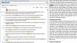 Researching Mystērion with the Bible Sense Lexicon