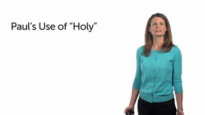 God's Holy People