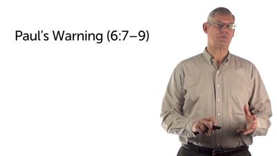 An Eschatological Warning