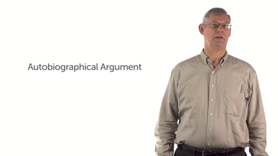 An Overview of the Argument