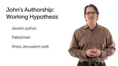 Gospel of John: Authorship