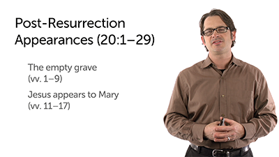 Jesus' Post-Resurrection Appearances