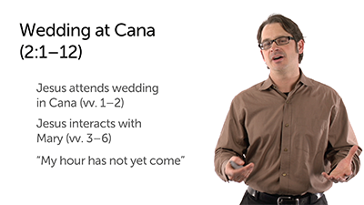 Wedding at Cana: The Story and Its Meaning