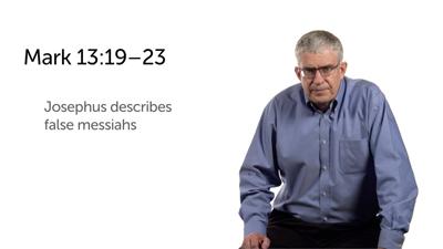 Jesus' End Times Prophecies