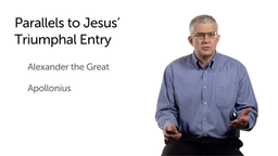 Triumphal Entry: Part 2
