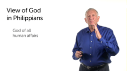The Biblical Narrative Reveals God's Purposes