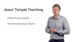 Debates in Jerusalem (Luke 19:45–21:38)