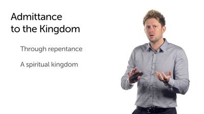 Repentance, Hypocrisy, and the Kingdom (Luke 13:1–35)