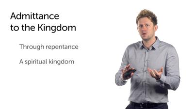 Repentance, Hypocrisy, and the Kingdom (Luke 13:1–35)