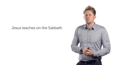 Healing on the Sabbath (Luke 6:6–11)