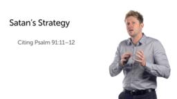 Third Temptation (Luke 4:9–13)