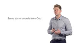 First Temptation (Luke 4:3–4)