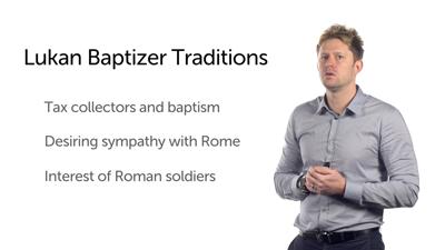 John the Baptizer and His Movement: Part 2