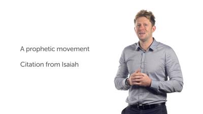 John the Baptizer and His Movement: Part 1