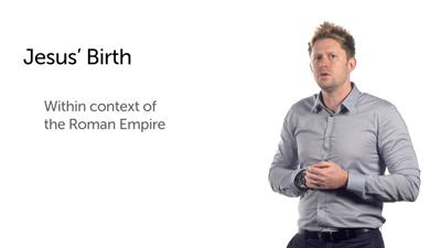 Jesus' Birth and Early Years (Luke 2:1–52)