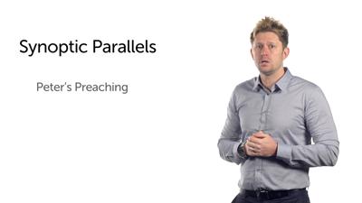Sources of Luke's Gospel: Part 2