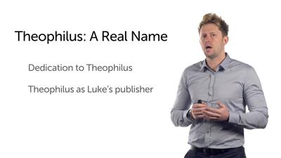 Theophilus: Part 1