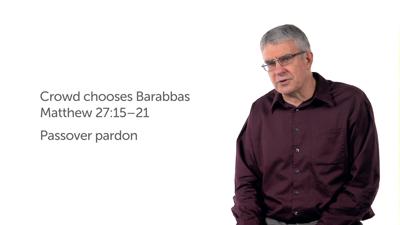 Jesus' Trial before Pilate (Matt 27:11–26)