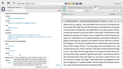 Finding Different Interpretations of Isaiah 5 in Ancient Literature
