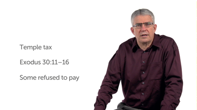 Paying the Temple Tax (Matt 17:24–27)
