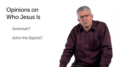 Peter's Confession (Matt 16:13–20)