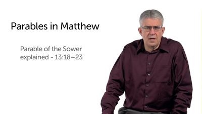 Kingdom Parables: Survey (Matt 13)
