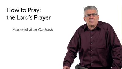 Sermon on the Mount: Prayer (Matt 6:5–15)