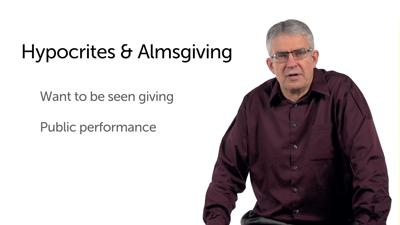 Sermon on the Mount: Almsgiving (Matt 6:1–4)