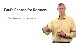 The Purpose of Romans